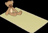 嬰兒床涼蓆