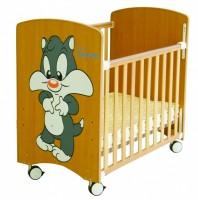1133-A 嬰兒床[24