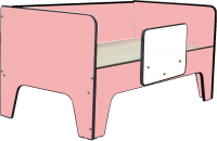 (5) MS-C9 NUPOT兒童床