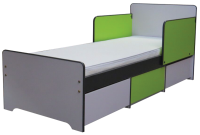 2) MS-C1(A) Green+White